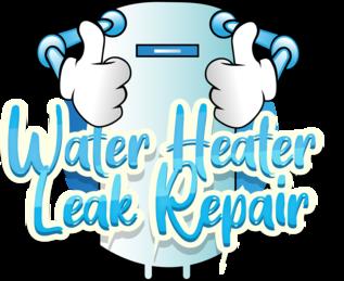 Water Heater Leak Repair Logo